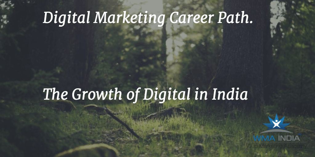 Digital Marketing Career Path in India