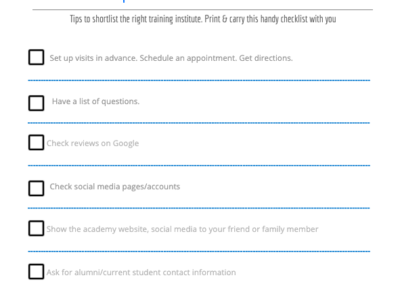 A Checklist to Choose the Best Digital Marketing Training Institute
