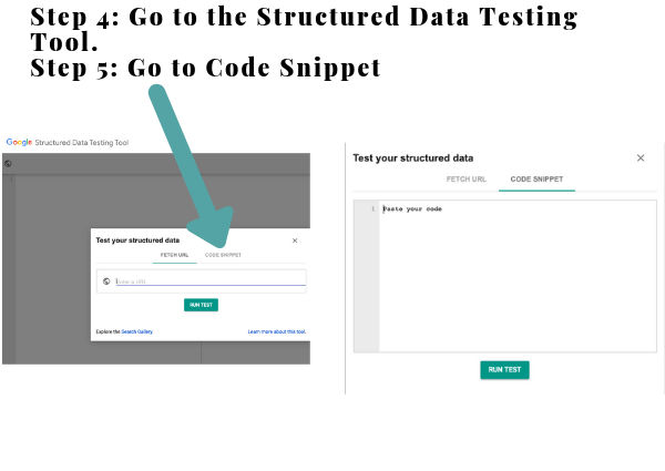 Google Structured Data Testing Tool. How to Validate a Structured Data